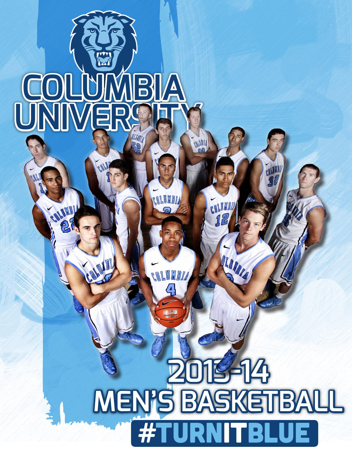 2013 14 Columbia Men 39 S Basketball Record Book By Columbia University Issuu