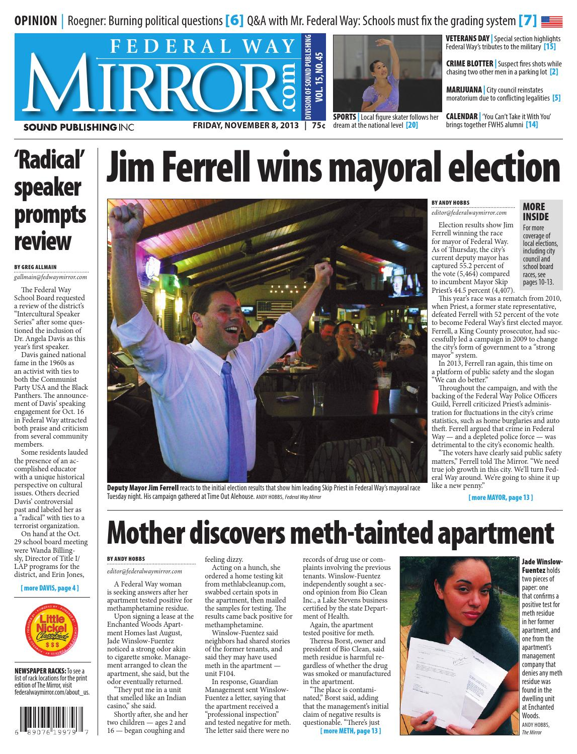 Round Table Federal Way Federal Way Mirror February 07 2014 By Sound Publishing Issuu