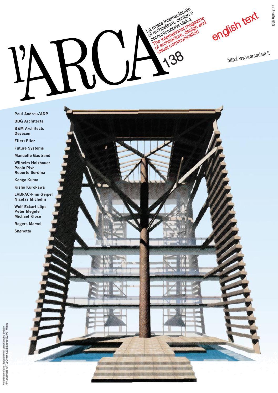 Arca 138 by colibri   issuu