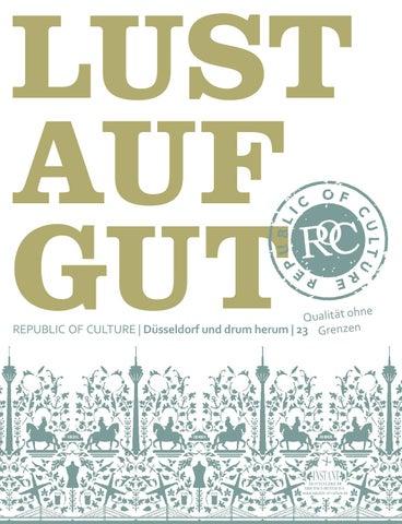 LUST AUF GUT Magazin | Düsseldorf Nr. 23