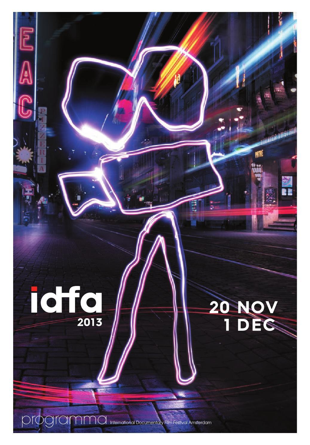 Programmamagazine IDFA 2015 by IDFA International Documentary Film ...
