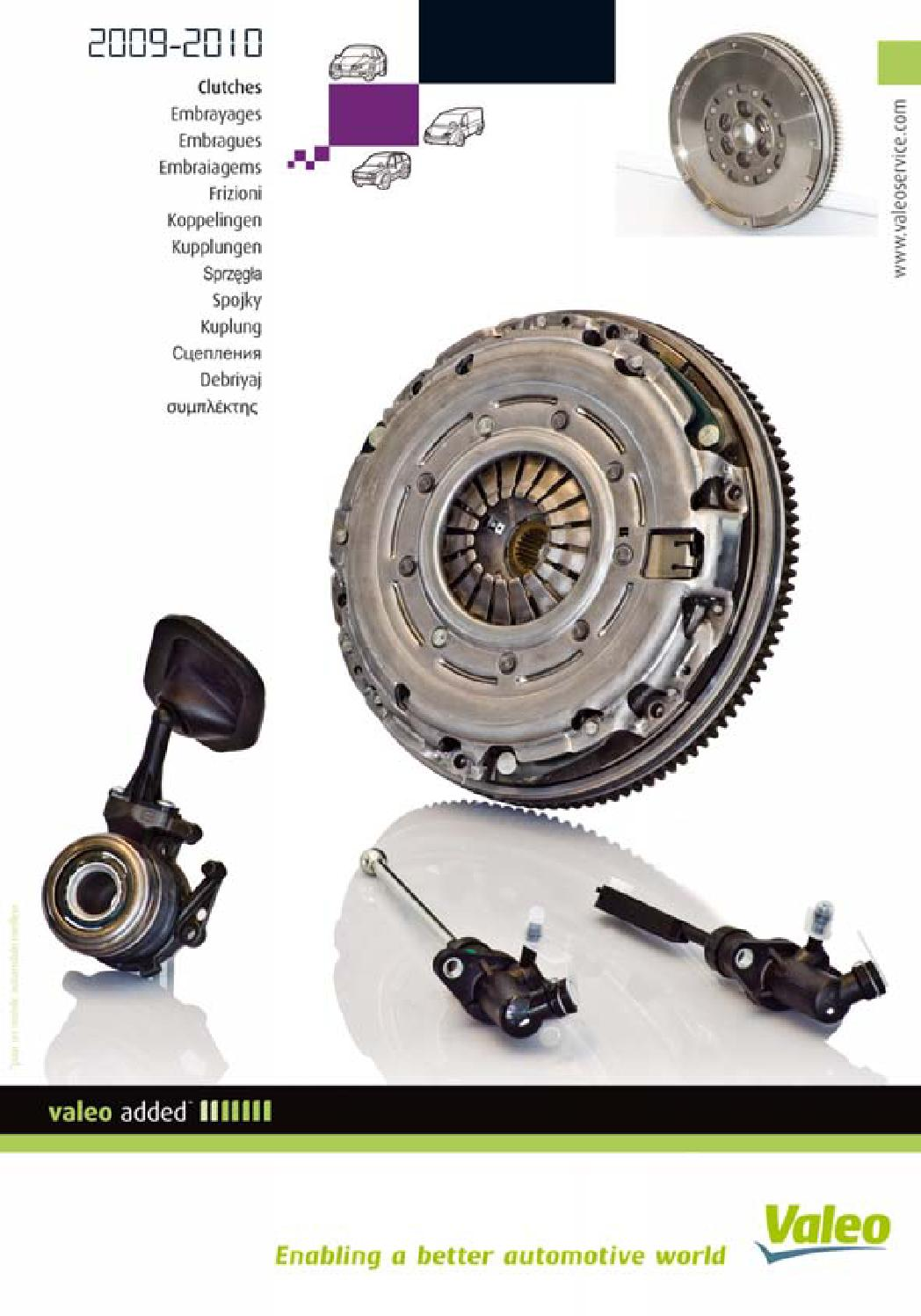 valeo embragues 1 by motor diper   issuu