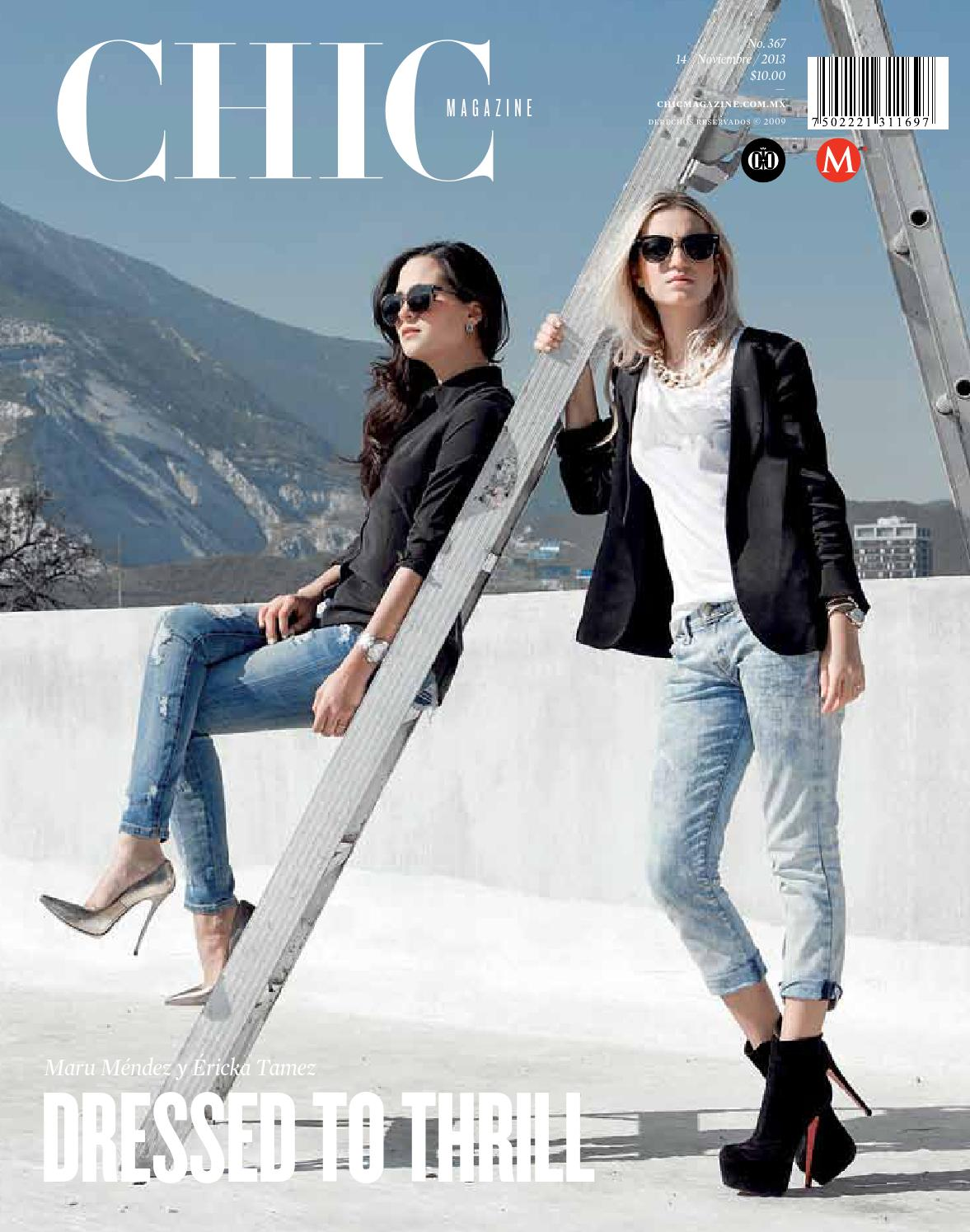 Chic monterrey 367 by Chic Magazine Monterrey - issuu