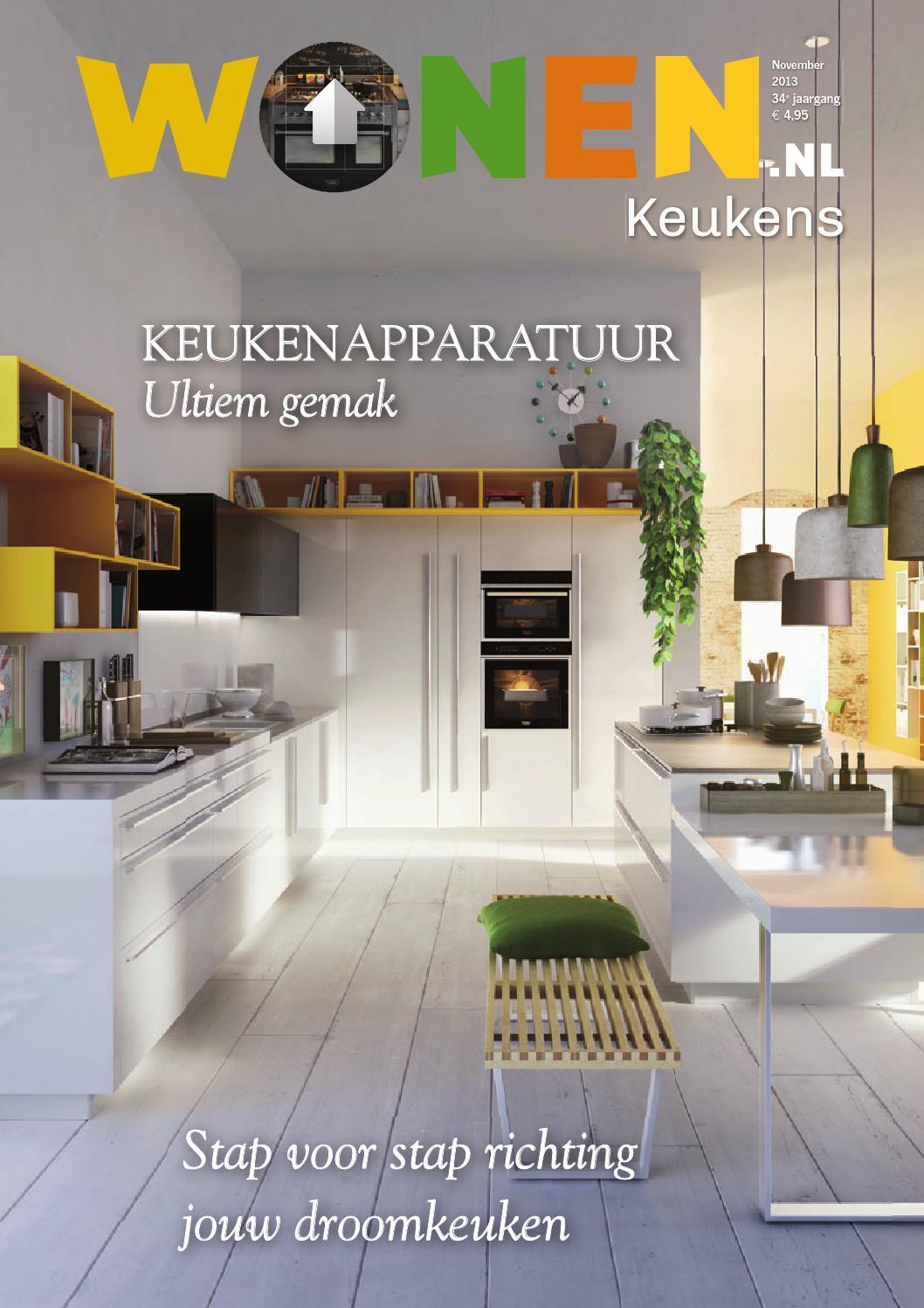 Wonen.nl keukens by wonen media   issuu