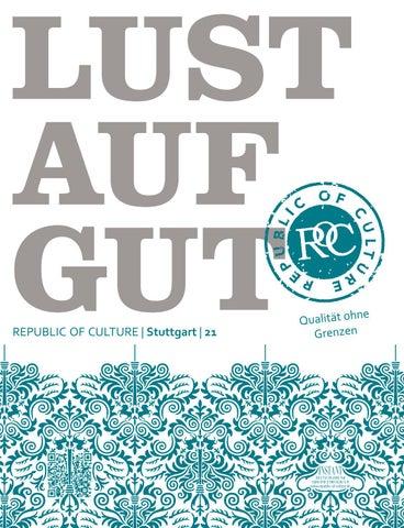 LUST AUF GUT Magazin | Stuttgart Nr. 21