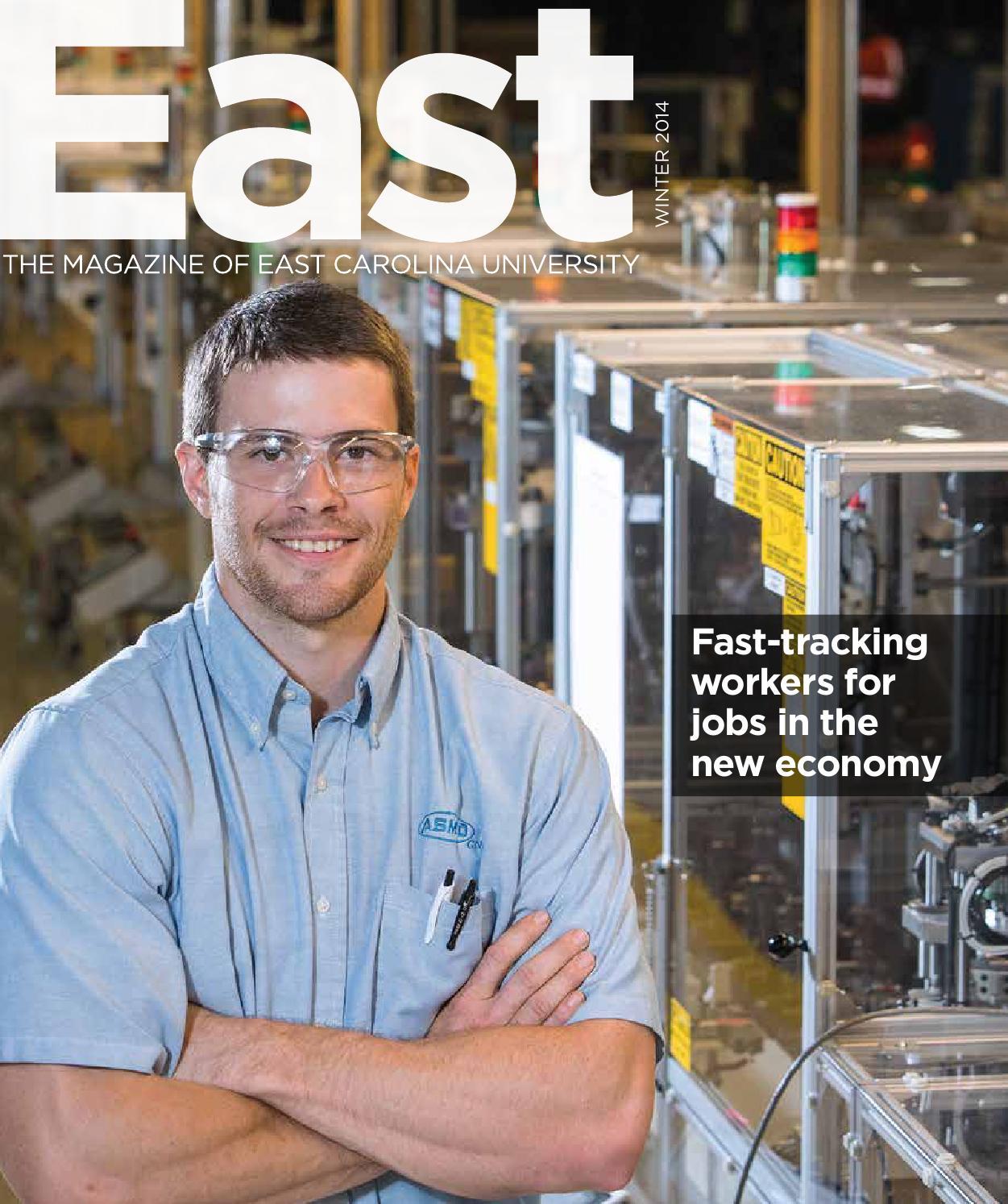 east spring 2012 by east carolina university issuu east winter 2014