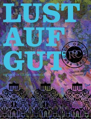 LUST AUF GUT Magazin | Berlin Nr. 27