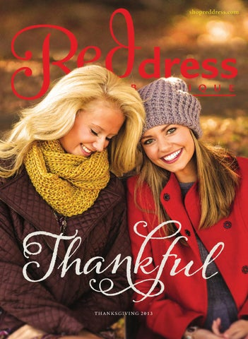 Thankful - shopreddress.com
