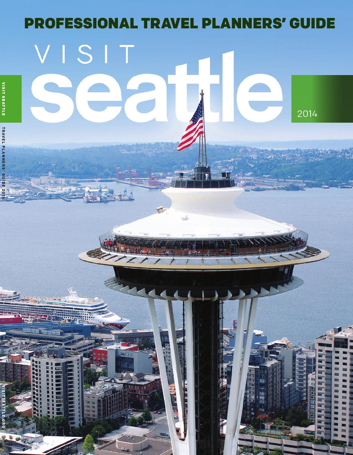 visit seattle travel planners 39 guide 2014 by sagacity media issuu. Black Bedroom Furniture Sets. Home Design Ideas