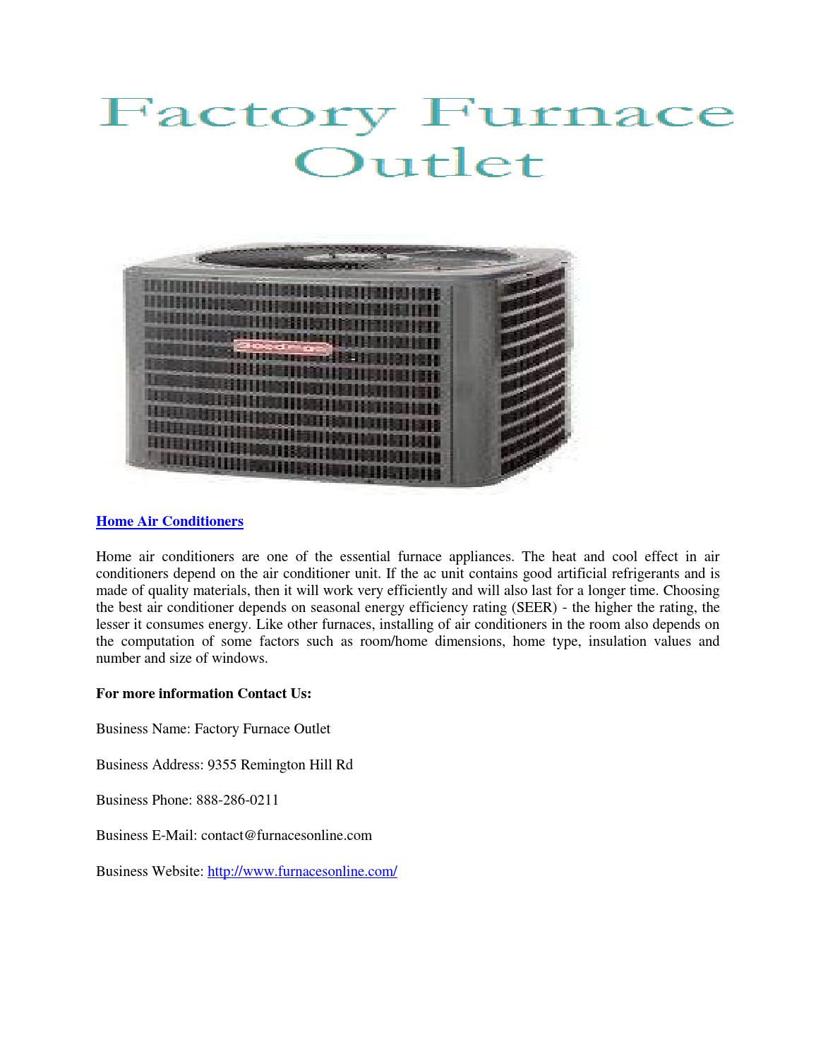 #2B2DA0 Home Air Conditioners By Andru Pitar Issuu Most Effective 12405 Household Air Conditioners pictures with 1156x1496 px on helpvideos.info - Air Conditioners, Air Coolers and more