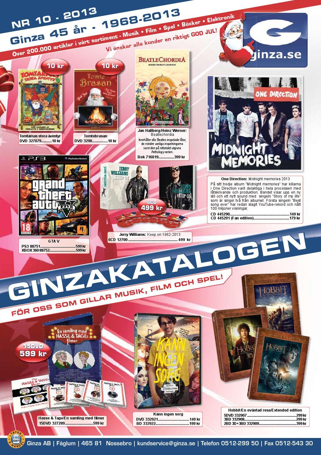 ginzakatalogen nr 10 2015 by ginza ab issuu