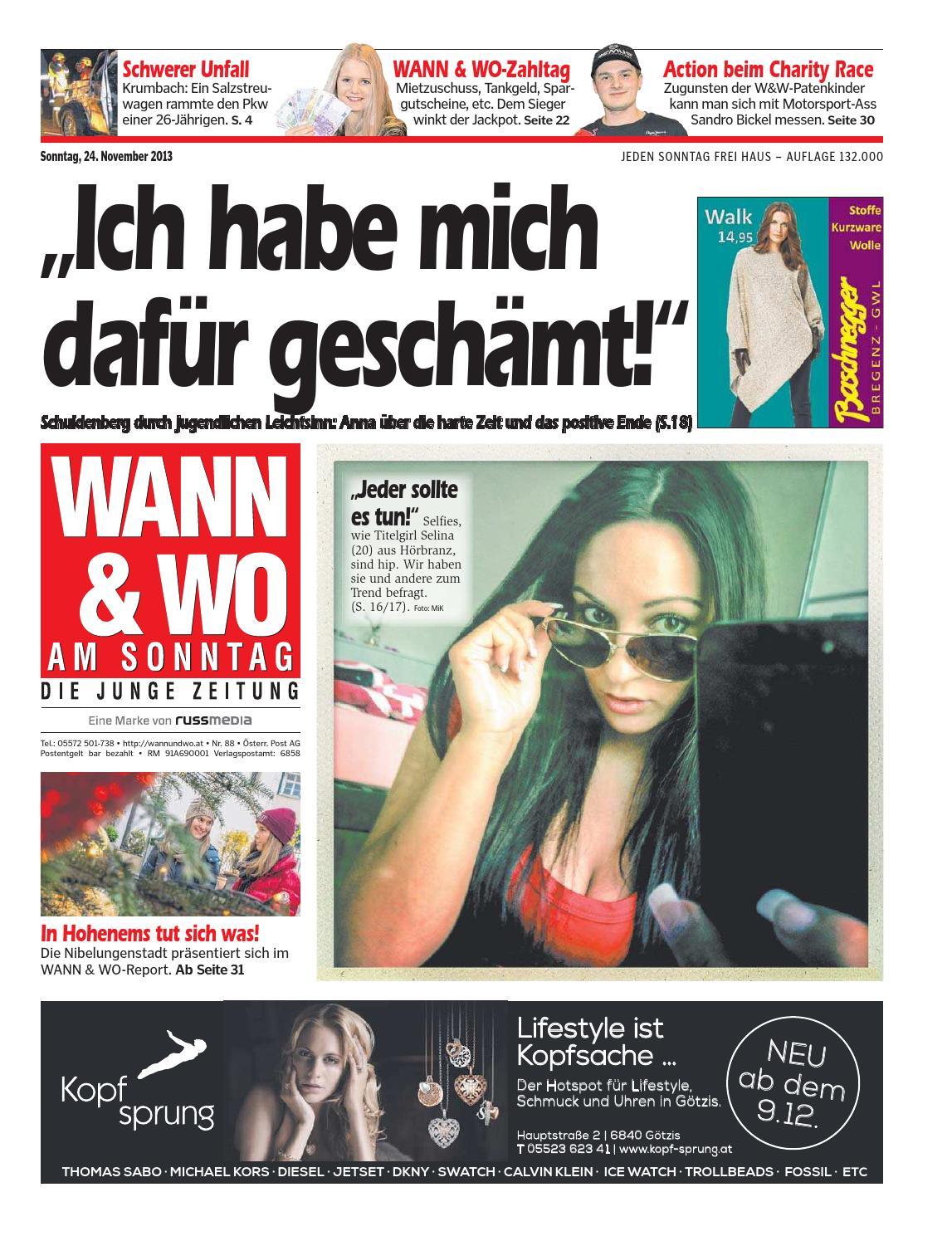 Issueswawo 20131124 by Russmedia Digital GmbH - issuu