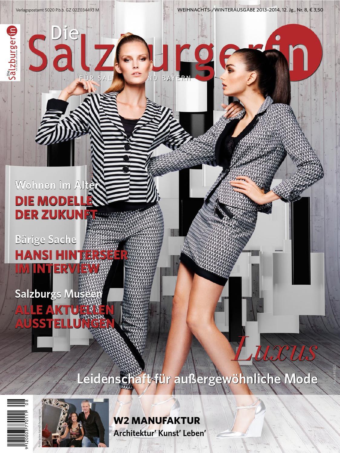 Die Salzburgerin Dezember/Jänner 2015/2016 by Die Salzburgerin - issuu