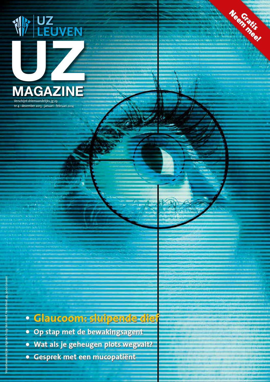 Uz Magazine December 2013 By Uz Leuven Issuu