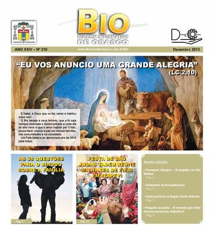 [Bio Diocesano Dezembro 2013]