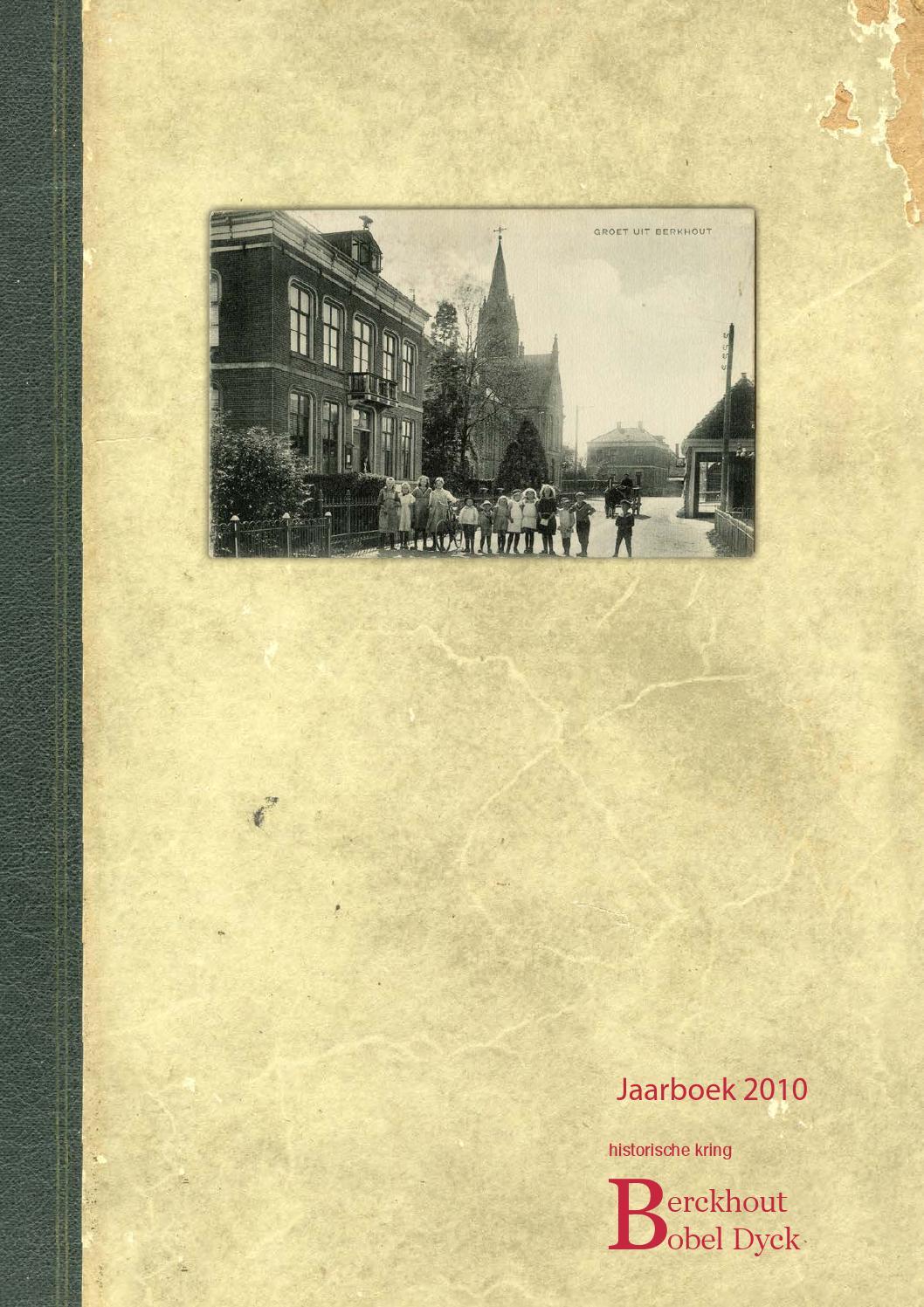 Jaarboek 2010 van de hkbb by hkbb   issuu