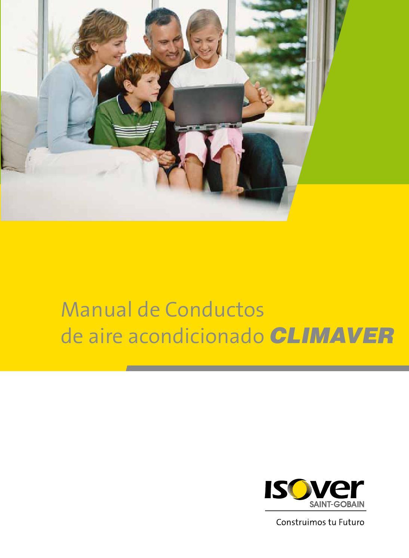 Manual de conductos de aire acondicionado climaver by for Manual aire acondicionado