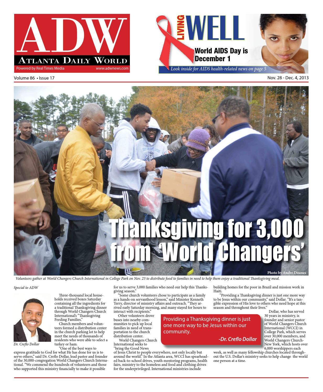 atlanta daily world digital edition by atlanta atlanta daily world digital edition 28 2013 by atlanta daily world issuu