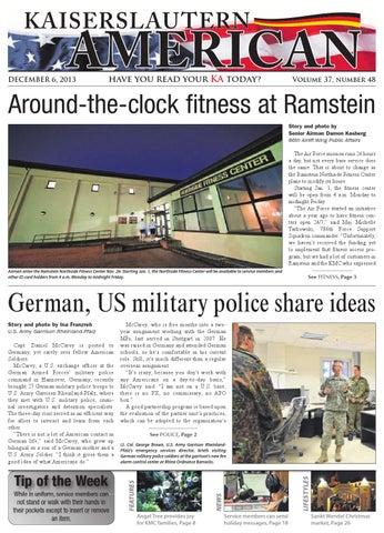 Kaiserslautern American, Dec. 06, 2013