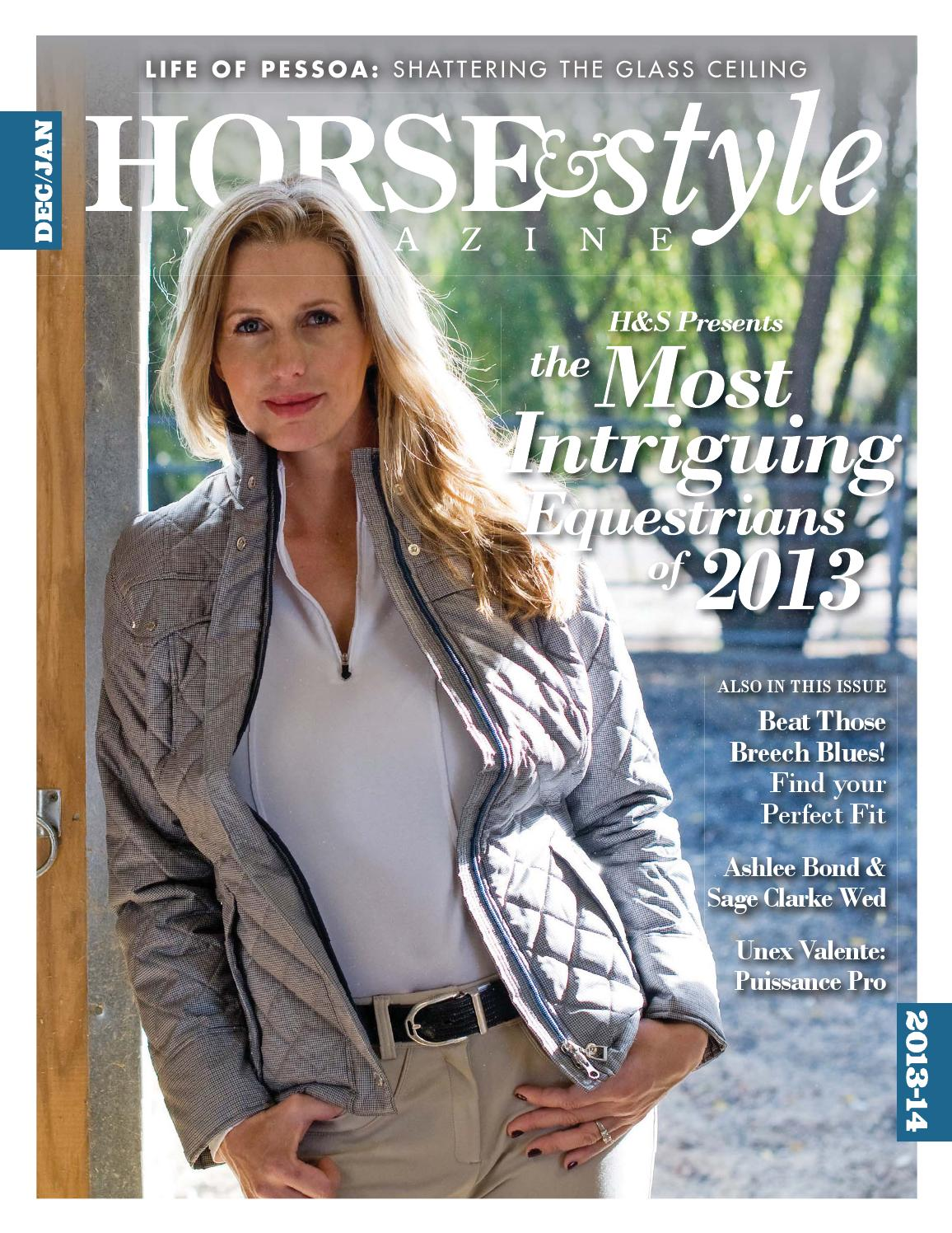Horse & Style Magazine Dec/Jan 2013/14 by Horse & Style ...