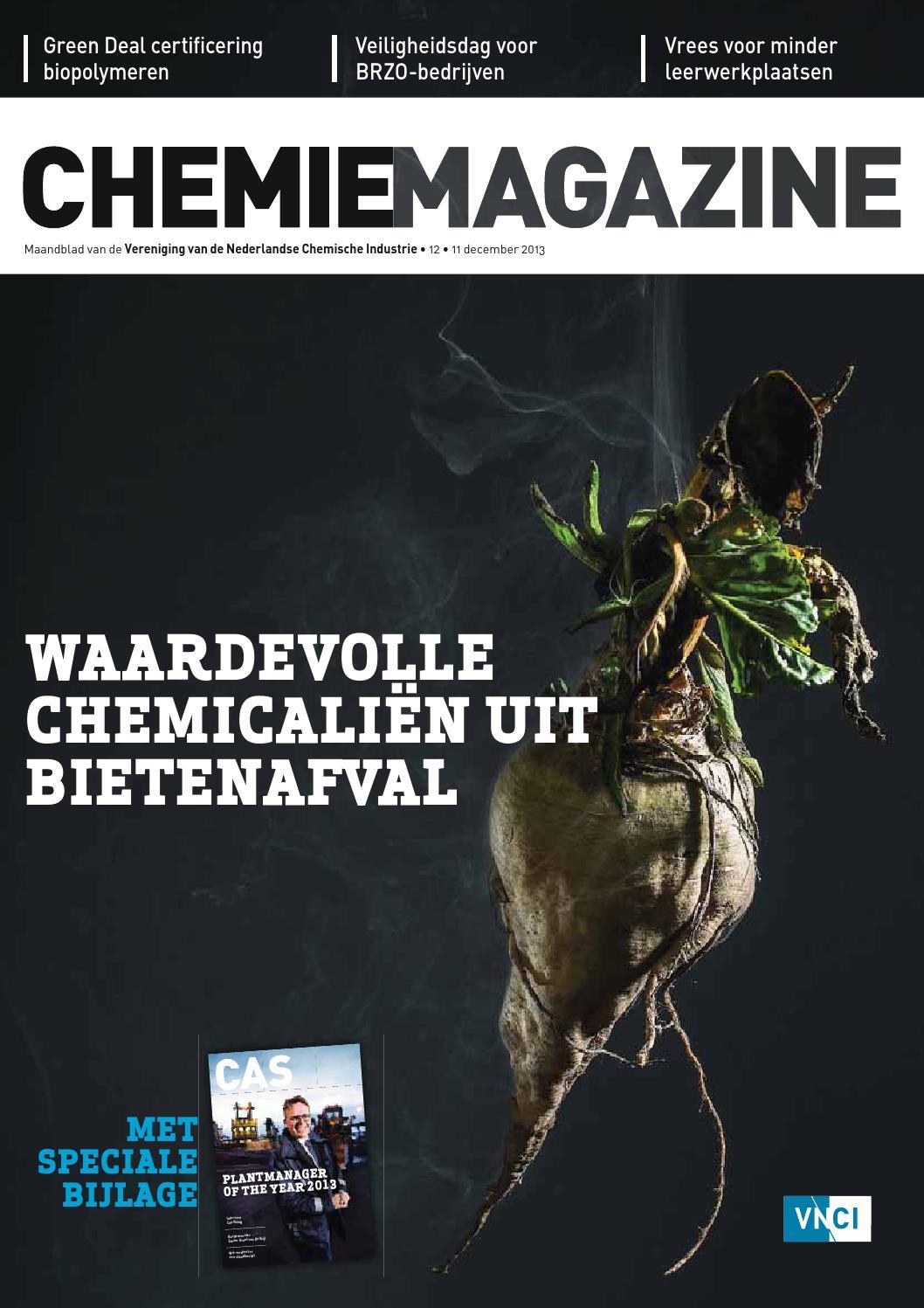 Chemie magazine december 2013 by vnci   issuu