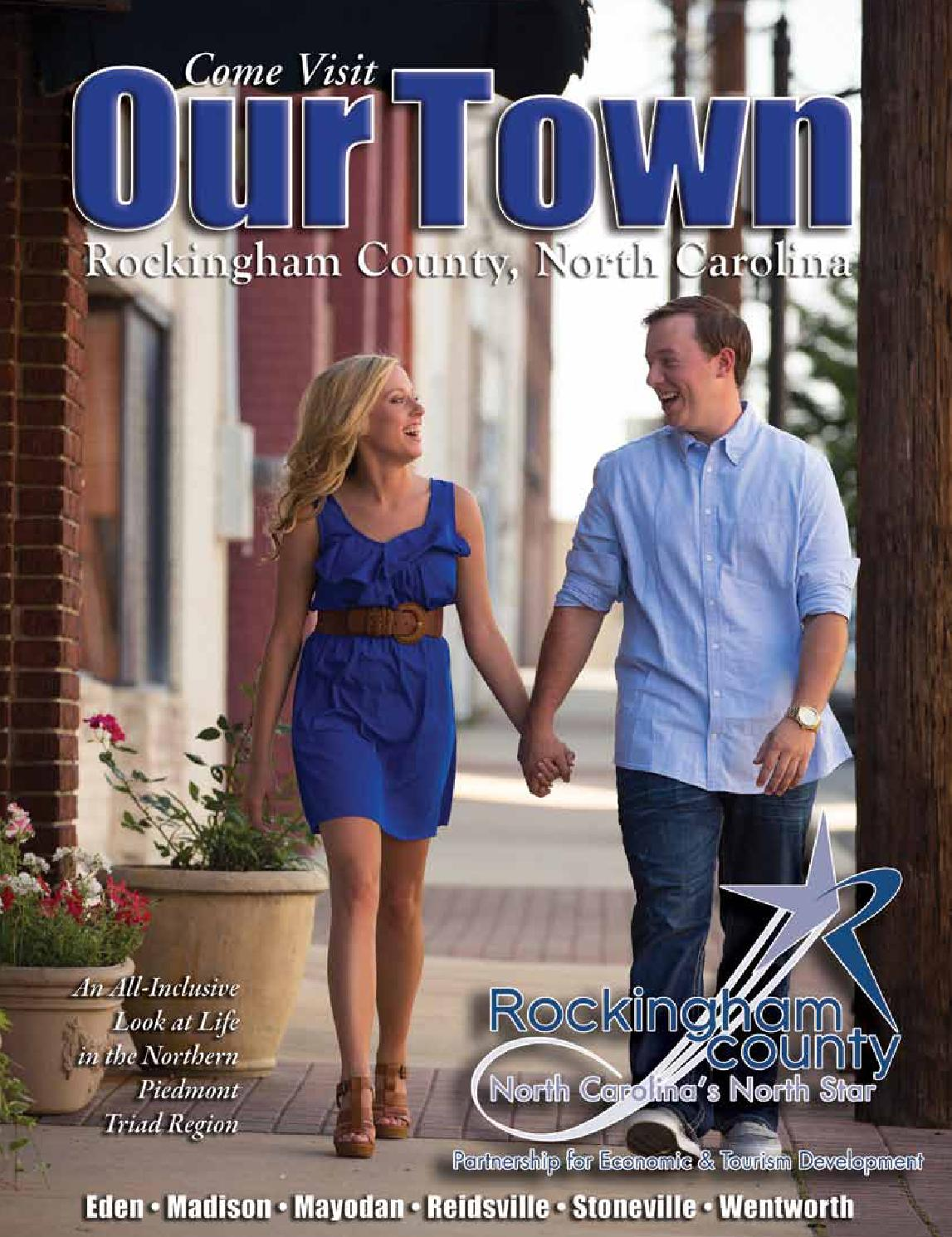 Come Visit Our Town: Rockingham County, North Carolina by ...