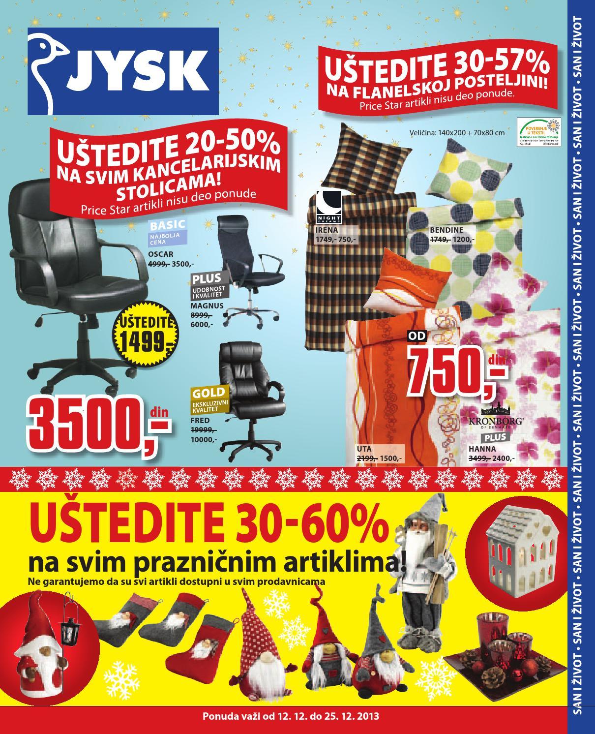 jysk katalog 40 2013 by issuu. Black Bedroom Furniture Sets. Home Design Ideas