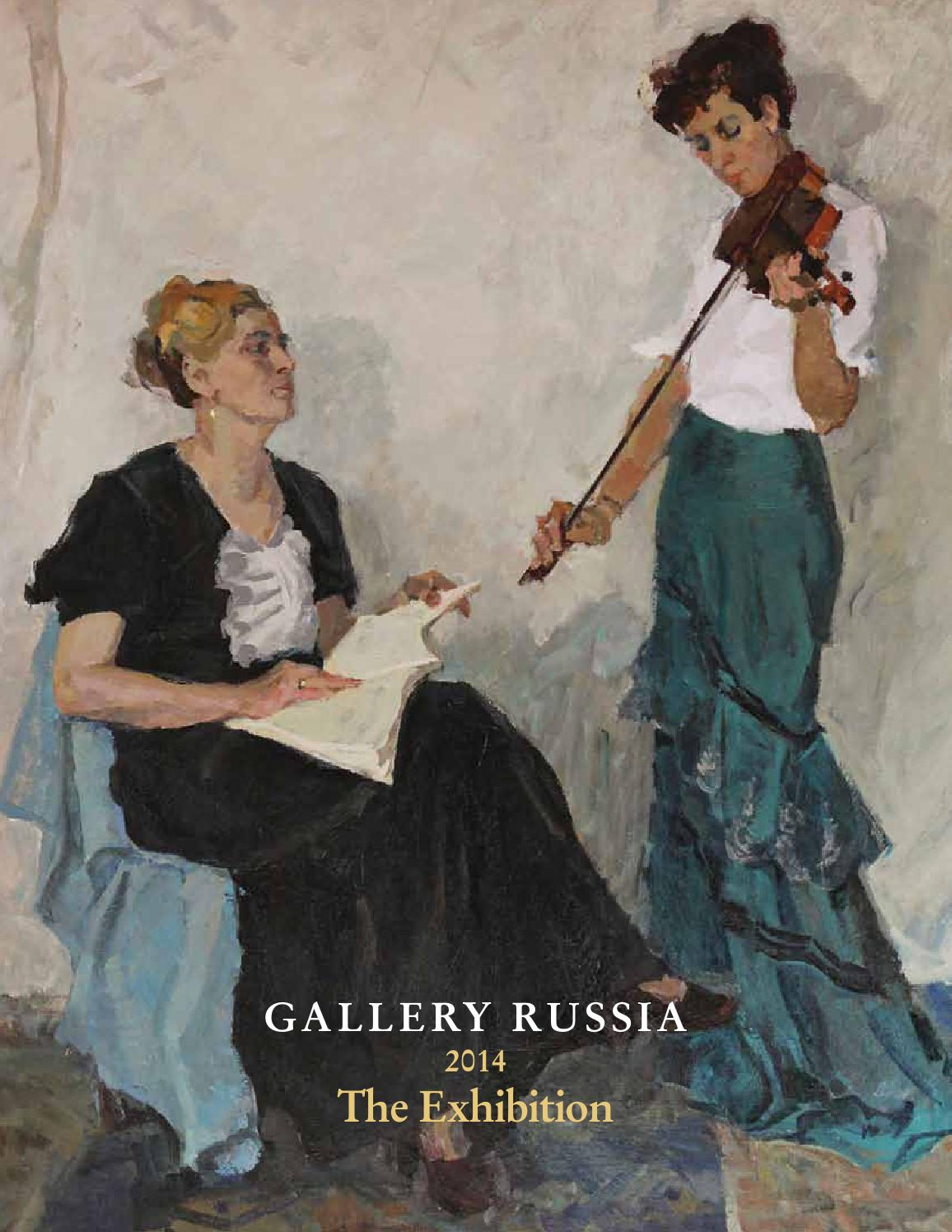 Gallery russia 2014 exhibition by Gallery Russia - issuu