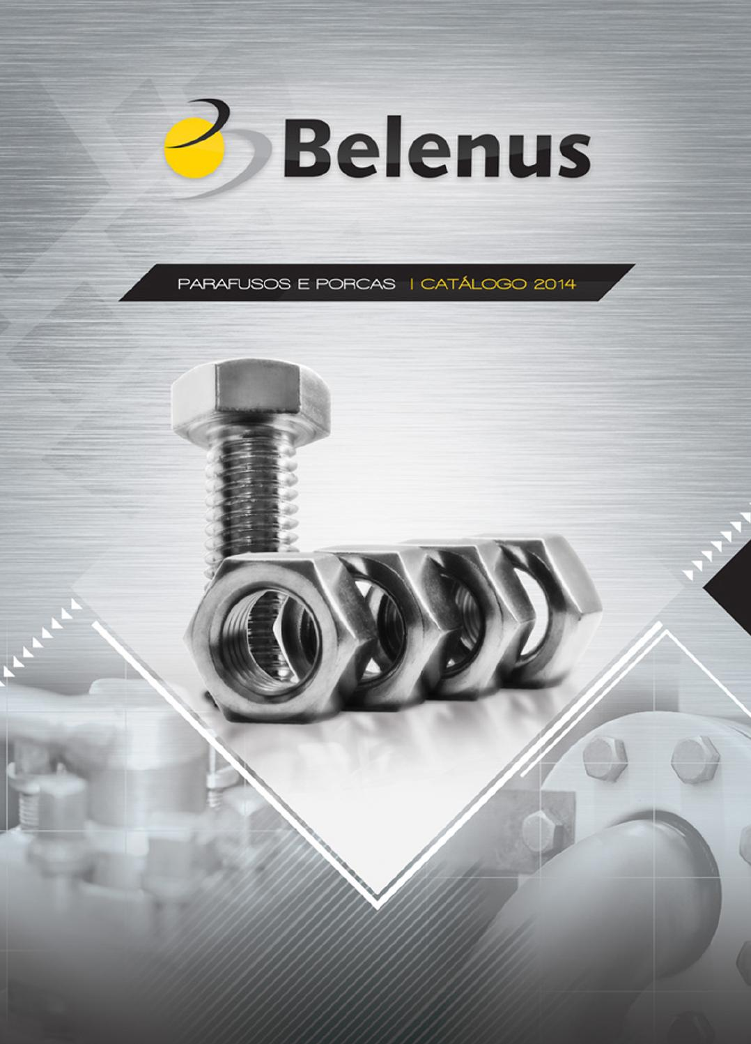 Catalogo Fixadores By Belenus Belenus Do Brasil Issuu