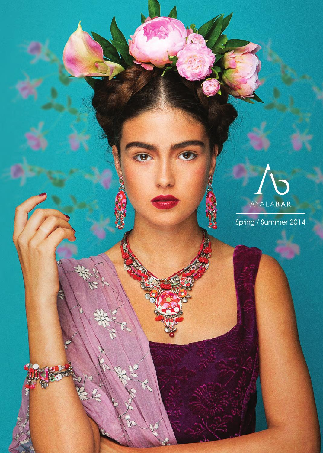 Ayala Bar Summer Collection 2014 By Issuu