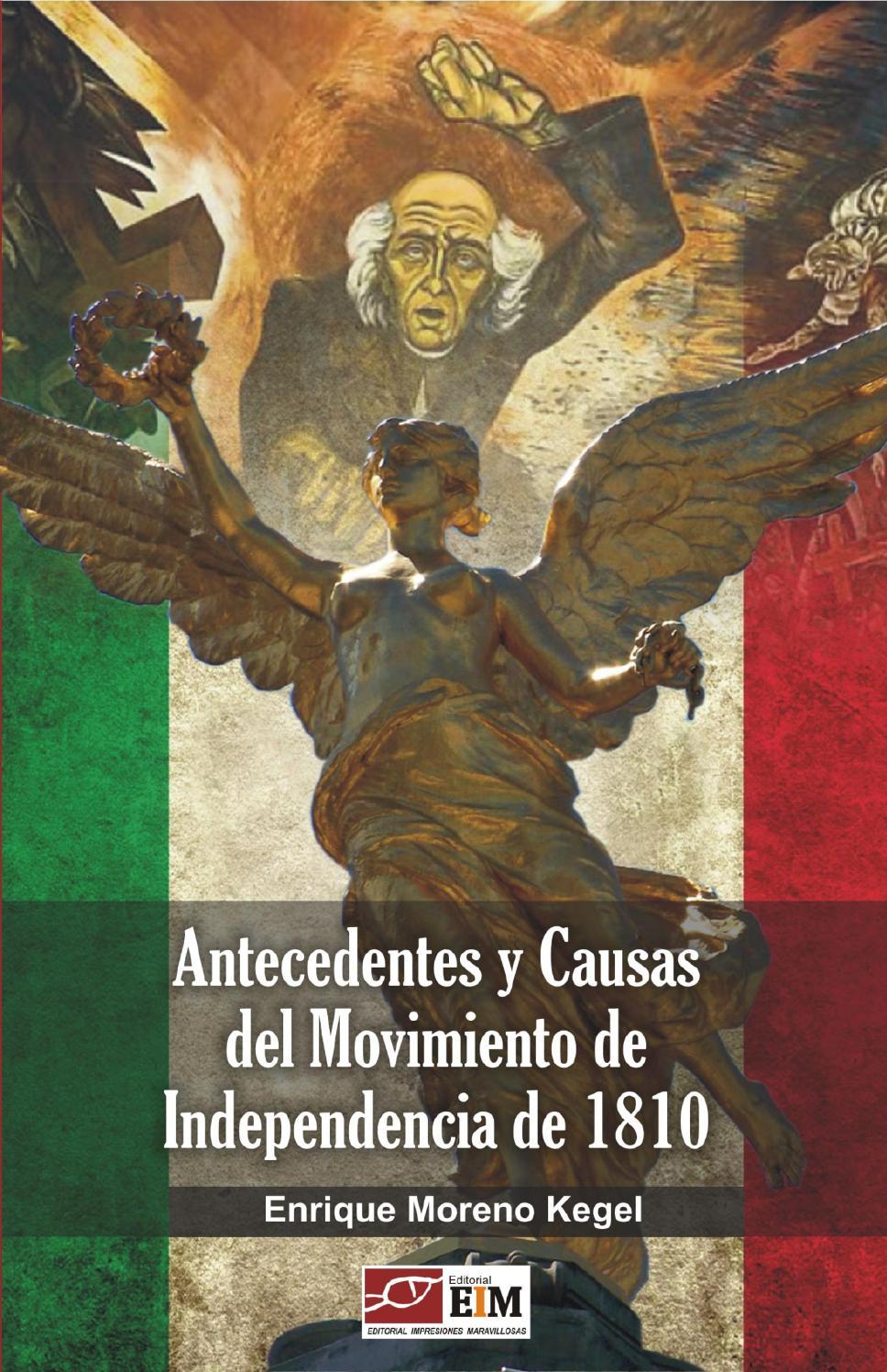 Libro independencia(1) by EDITORIAL IMPRESIONES
