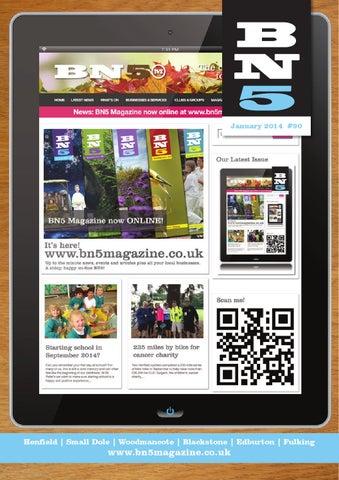 Bn5 magazine January 2014