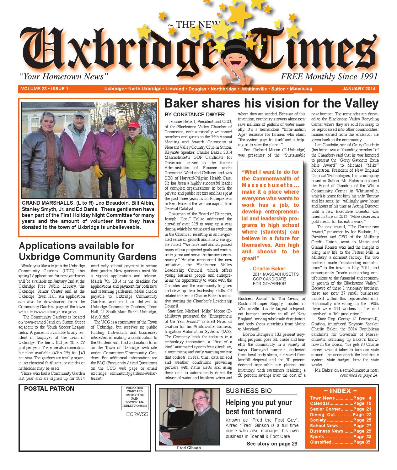 the new uxbridge times by the new uxbridge times the new uxbridge times 2014 by the new uxbridge times issuu