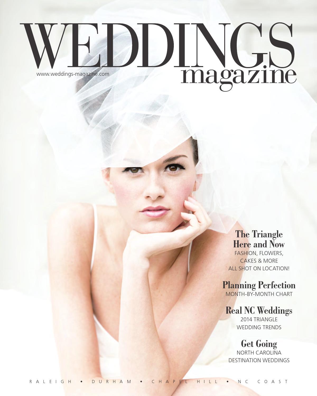 Weddings Magazine 2014 Issue By Robyn Mangrum