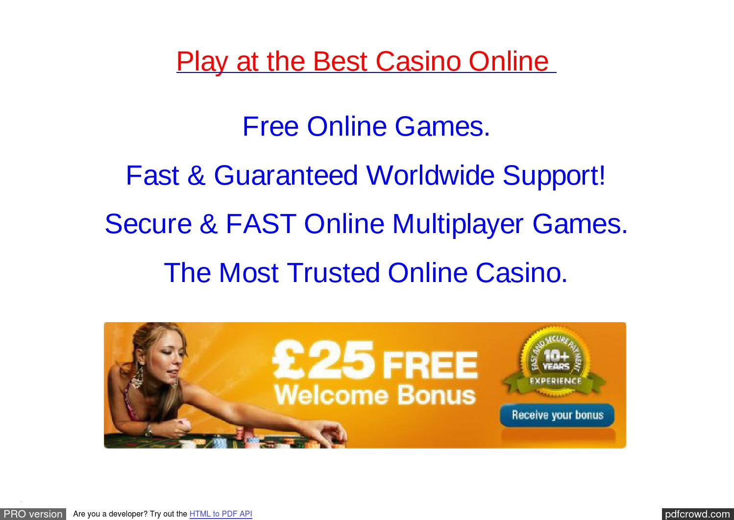 online casino legal  free