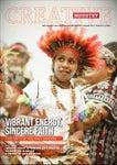Vibrant energy, sincere faith