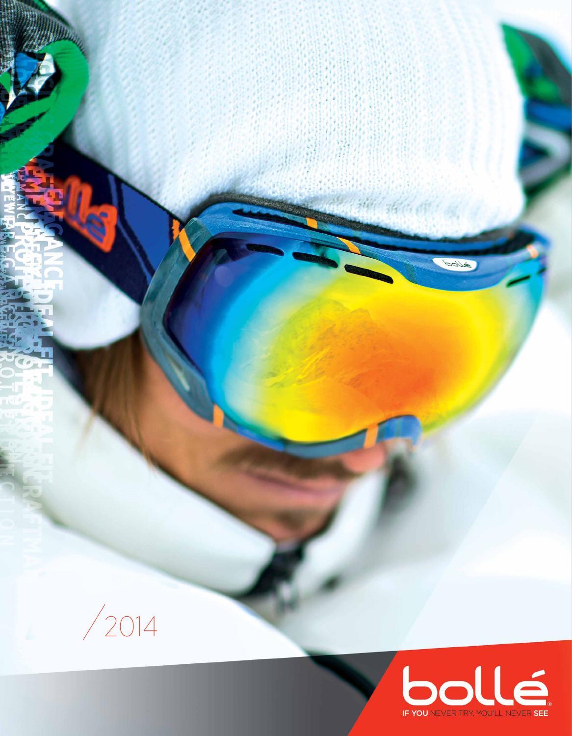 2014 Bollé Winter Catalog- Goggles UK by Bushnell Eyewear ...