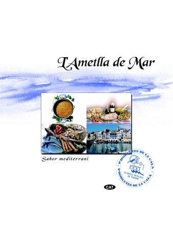 Catàleg Productes Típics de l'Ametlla de Mar