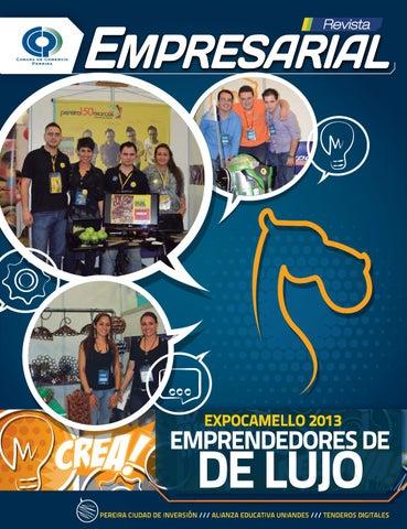 Revista Empresarial Edición 4 2013