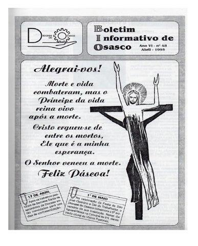 [Bio Diocesano Abril 1995]