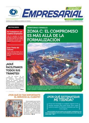 Impulso Empresarial Edición 2 2013