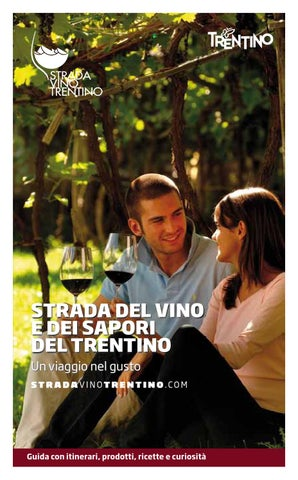 Brochure Strada Vino Trentino