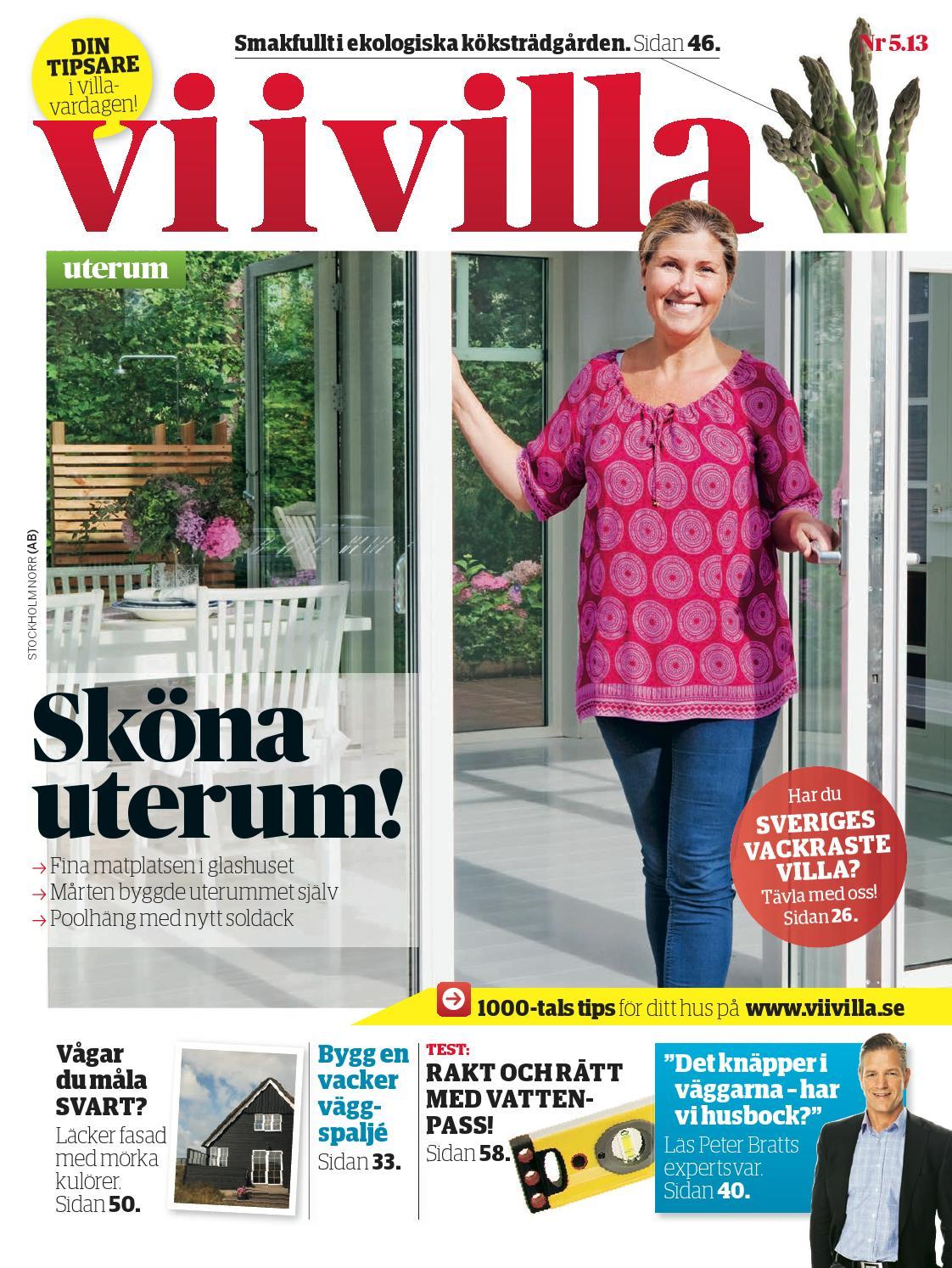Vi i villa nr 5 2013 by vi i villa   issuu