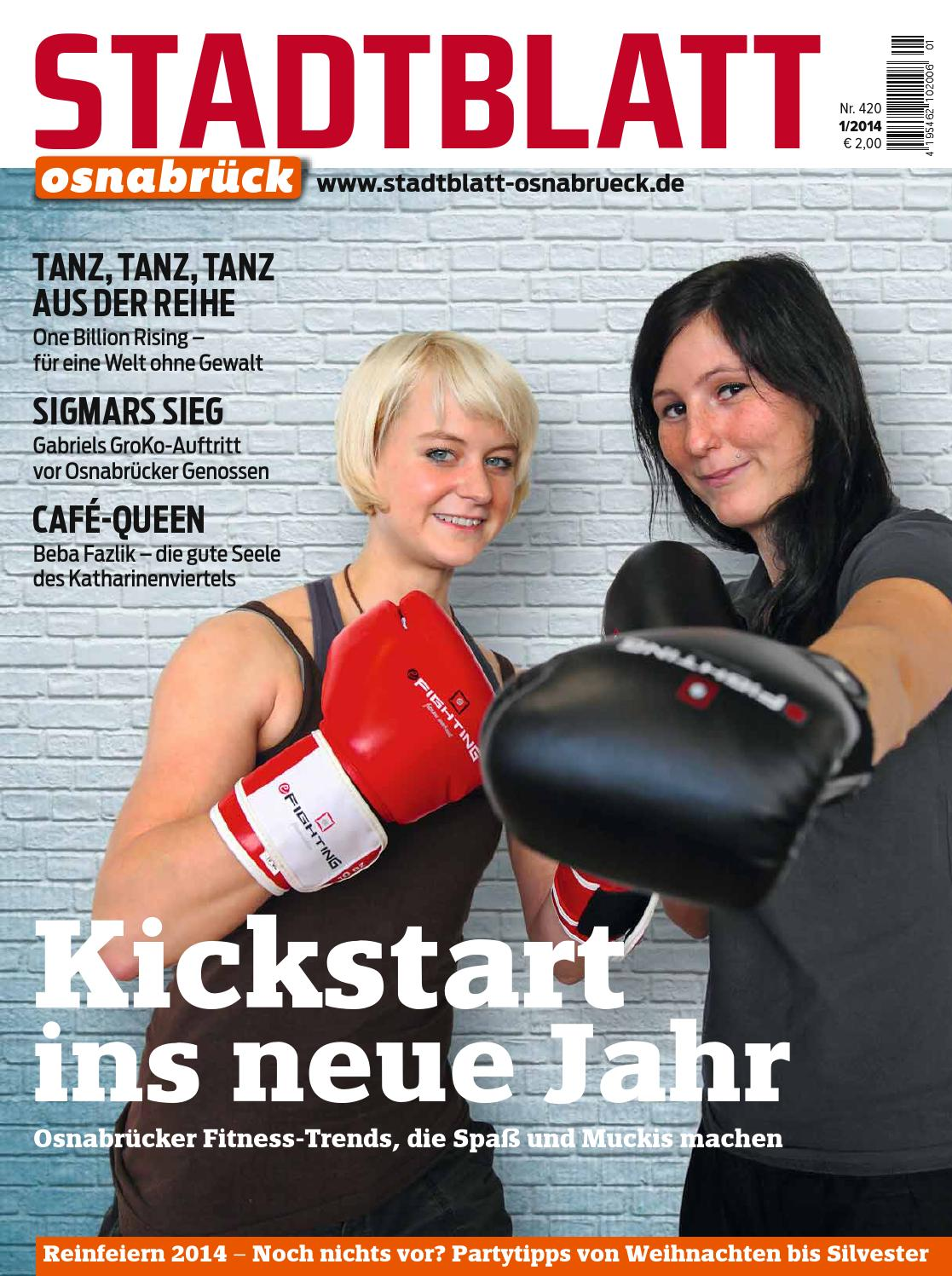 stadtblatt 201401 by bvw werbeagentur issuu