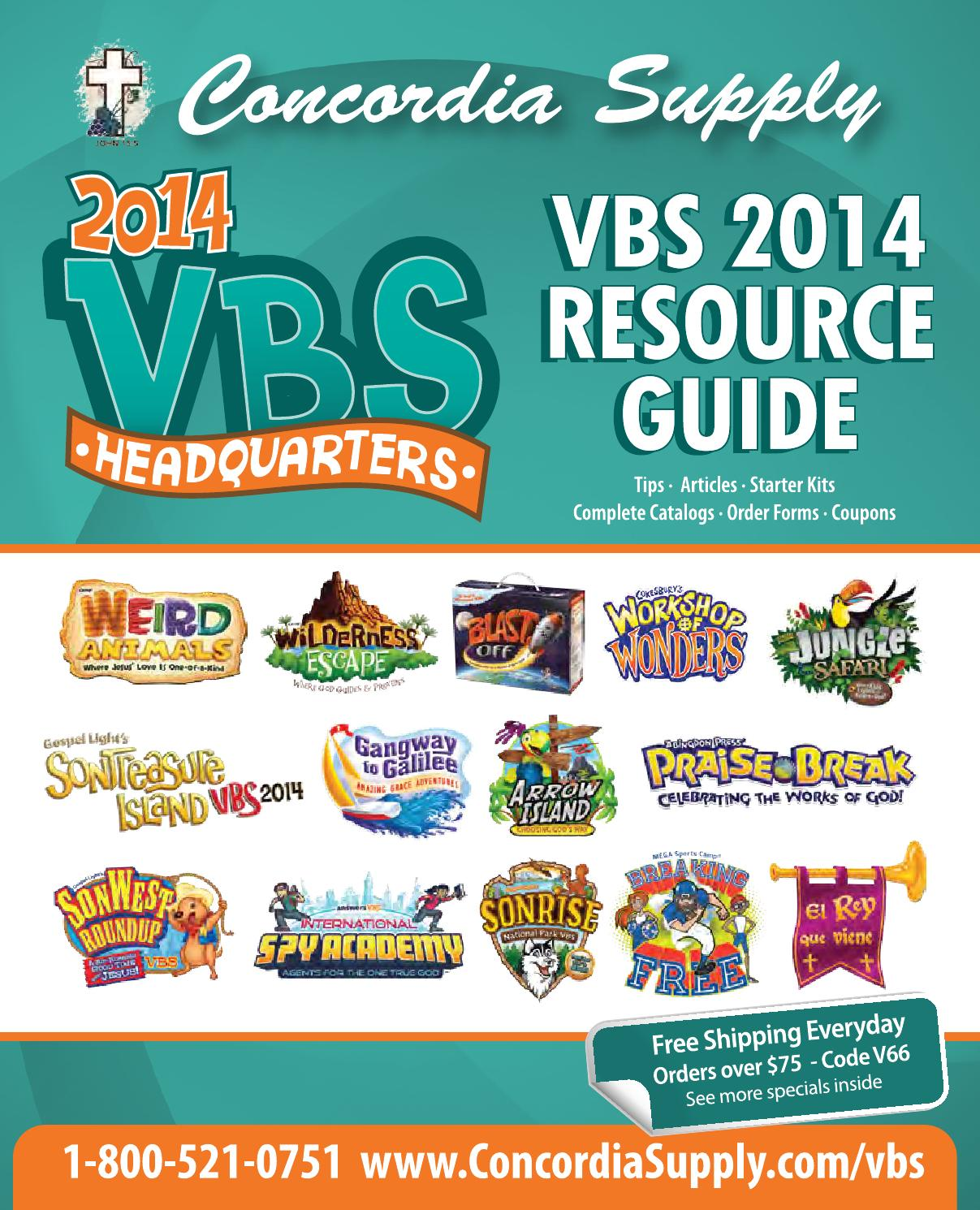 Vbs08catalog by Matthew Latham - issuu