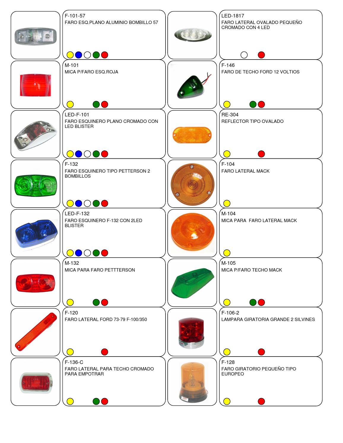 Catalogo Universal Parts Ca By Leonardo Barreto Issuu