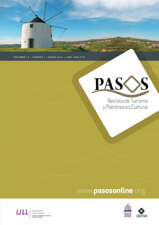 pasos rtpc 10 1 by pasos revista de turismo y patrimonio cultural pasos rtpc 10 1 by pasos revista de turismo y patrimonio cultural issuu