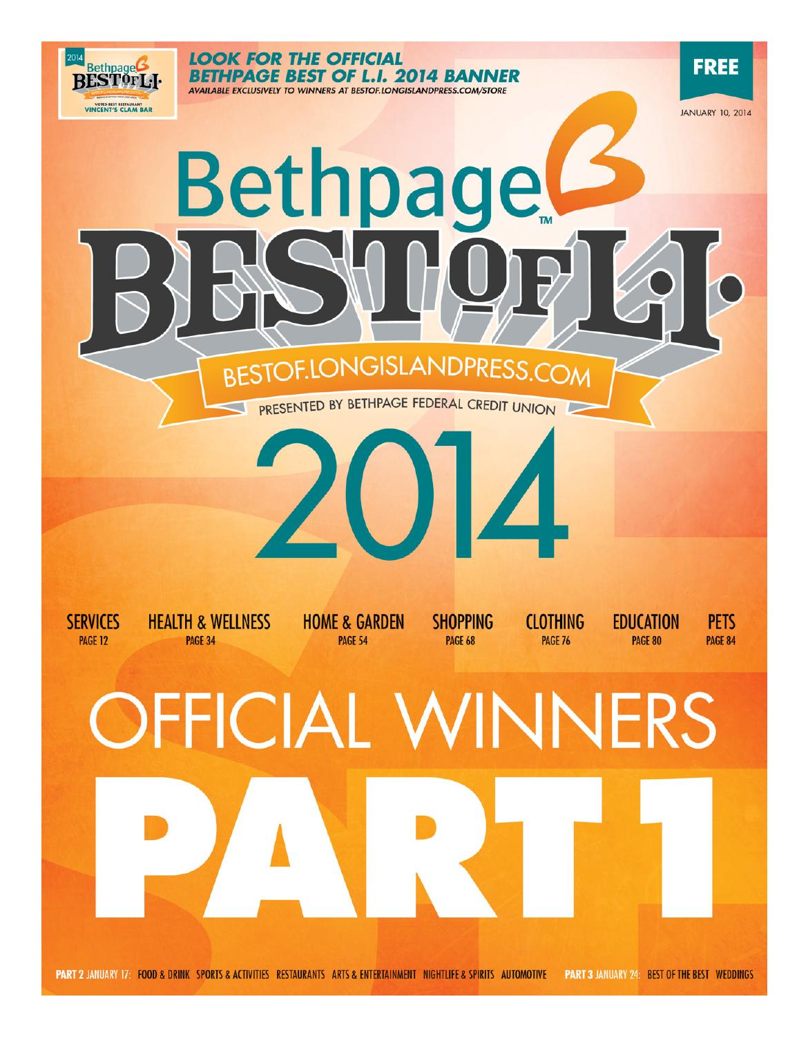 bethpage best of l i part by long island press issuu