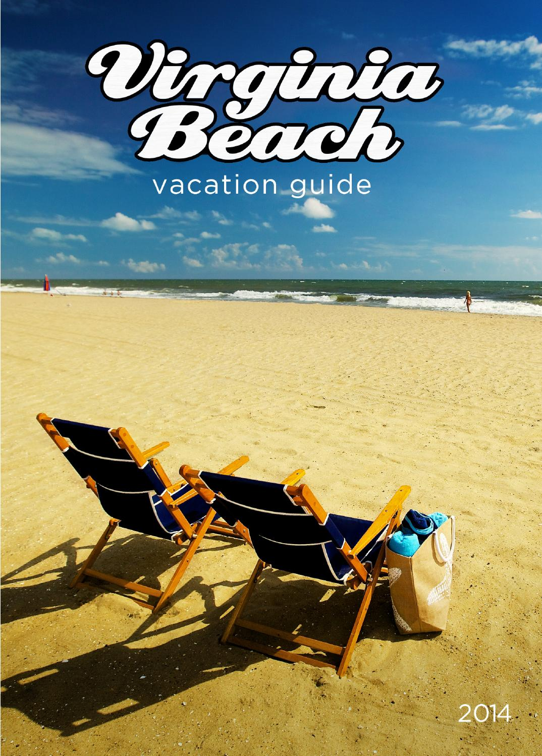 2014 virginia beach vacation guide by bcf