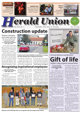 Herald Union, Jan. 16, 2014